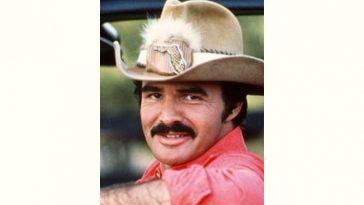 Burt Reynolds Age and Birthday