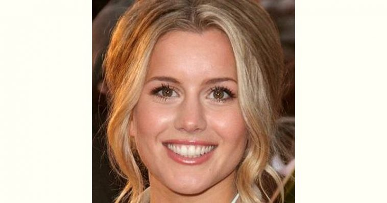 Caggie Dunlop Age and Birthday