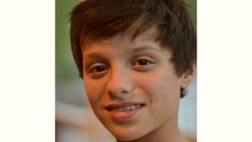 Caleb Logan Age and Birthday