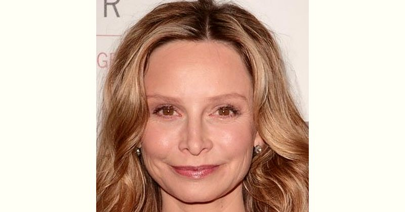 Calista Flockhart Age and Birthday