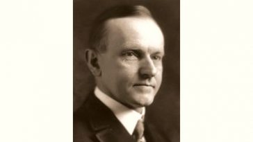 Calvin Coolidge Age and Birthday