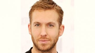 Calvin Harris Age and Birthday