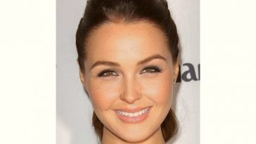 Camilla Luddington Age and Birthday