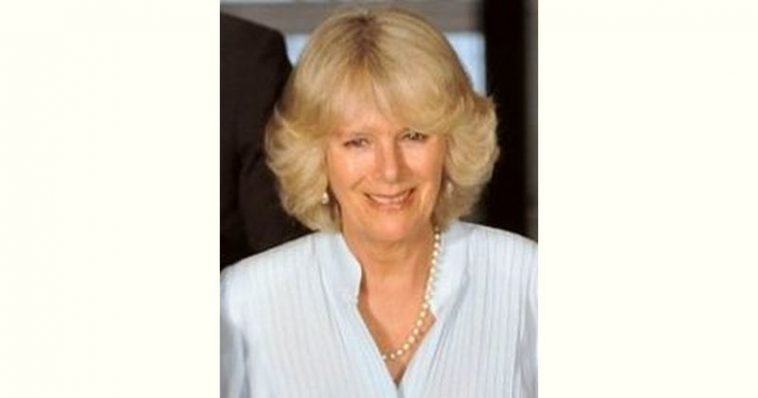 Camilla Parker Bowles Age and Birthday
