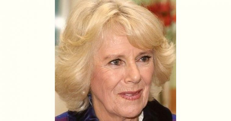 Camillaparker Bowles Age and Birthday