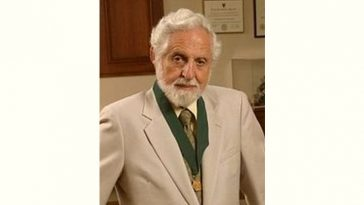 Carl Djerassi Age and Birthday