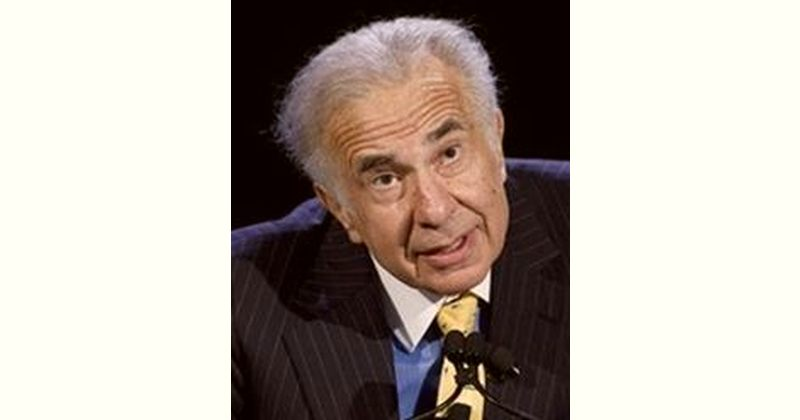 Carl Icahn Age and Birthday