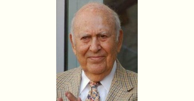Carl Reiner Age and Birthday