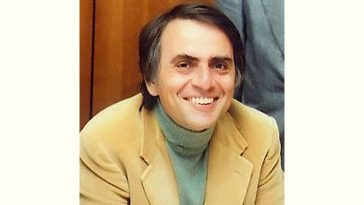 Carl Sagan Age and Birthday