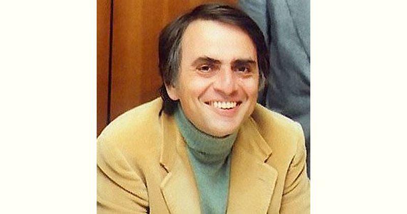 Carl Sagan Age and Birthday