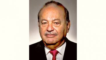 Carlos Slim Age and Birthday