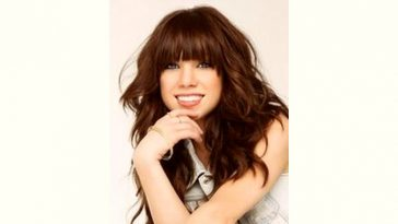 Carly Rae Jepsen Age and Birthday