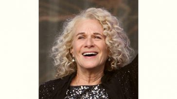 Carole King Age and Birthday
