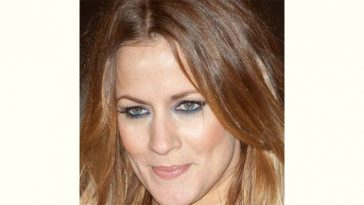 Caroline Flack Age and Birthday