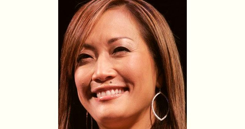 Carrie Inaba Age and Birthday