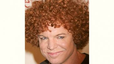 Carrot Top Age and Birthday