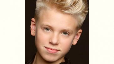 Carson Lueders Age and Birthday