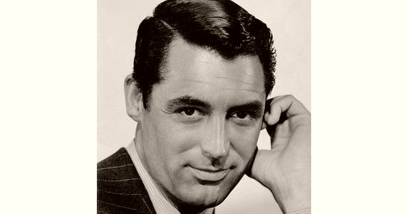 Cary Grant Age and Birthday