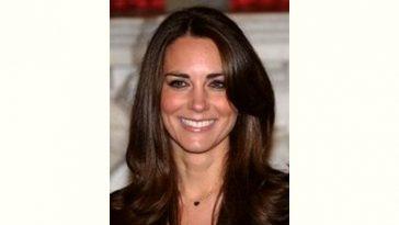 Catherine, Duchess of Cambridge Age and Birthday