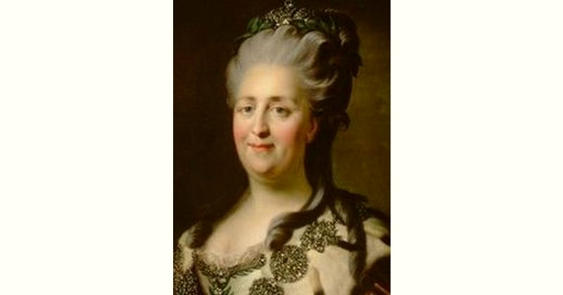 Catherine the Great Age and Birthday