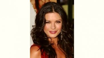 Catherine Zeta Jones Age and Birthday