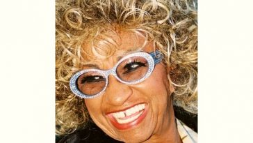 Celia Cruz Age and Birthday