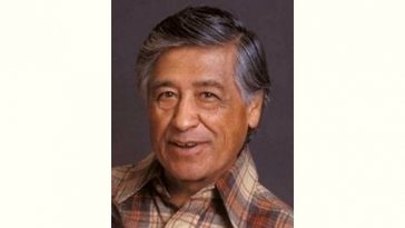 Cesar Chavez Age and Birthday