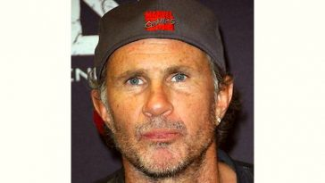 Chad Smith Age and Birthday