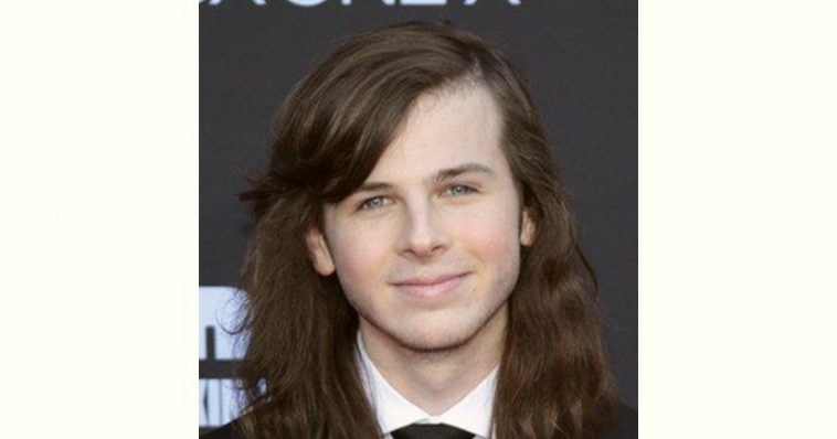 Chandler Riggs Age and Birthday