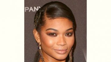 Chanel Iman Age and Birthday