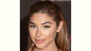 Chantel Jeffries Age and Birthday