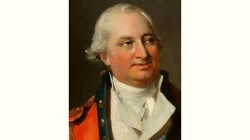 Charles Cornwallis Age and Birthday