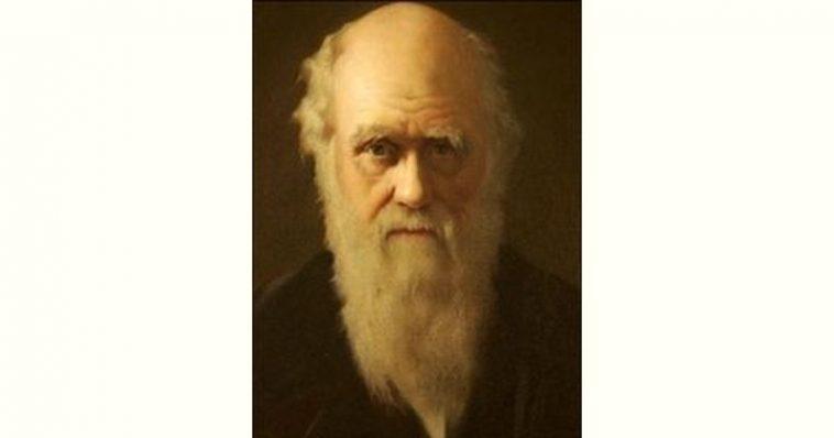 Charles Darwin Age and Birthday