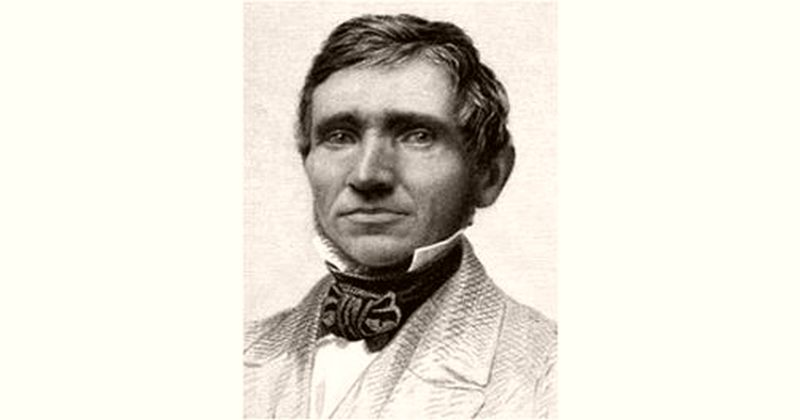 Charles Goodyear Age and Birthday