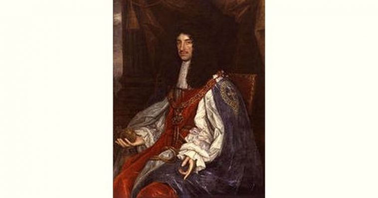 Charles II Age and Birthday