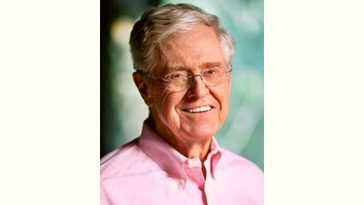 Charles Koch Age and Birthday