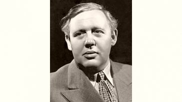 Charles Laughton Age and Birthday
