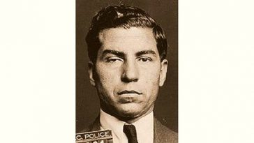 """Charles """"Lucky"""" Luciano Age and Birthday"""