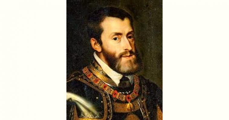 Charles V Age and Birthday