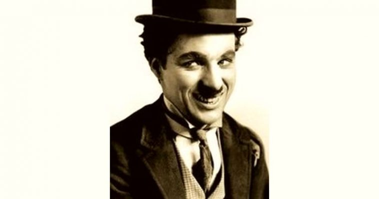 Charlie Chaplin Age and Birthday