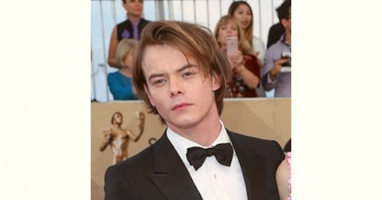 Charlie Heaton Age and Birthday