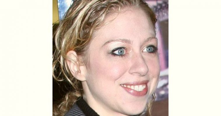 Chelsea Clinton Age and Birthday