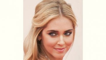 Chiara Ferragni Age and Birthday