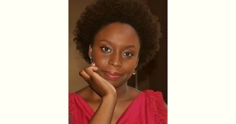 Chimamanda Ngozi Adichie Age and Birthday