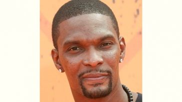 Chris Bosh Age and Birthday