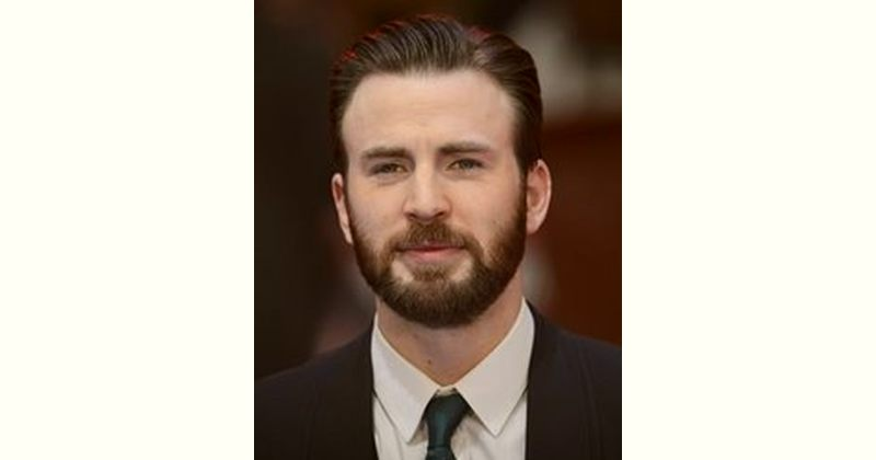 Chris Evans Age and Birthday