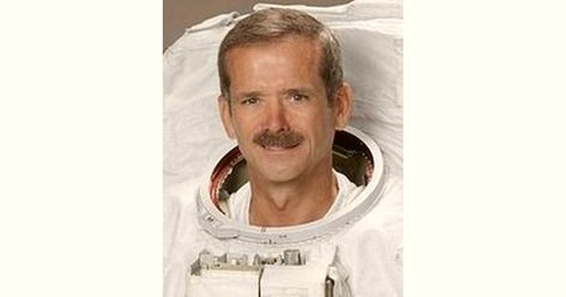 Chris Hadfield Age and Birthday