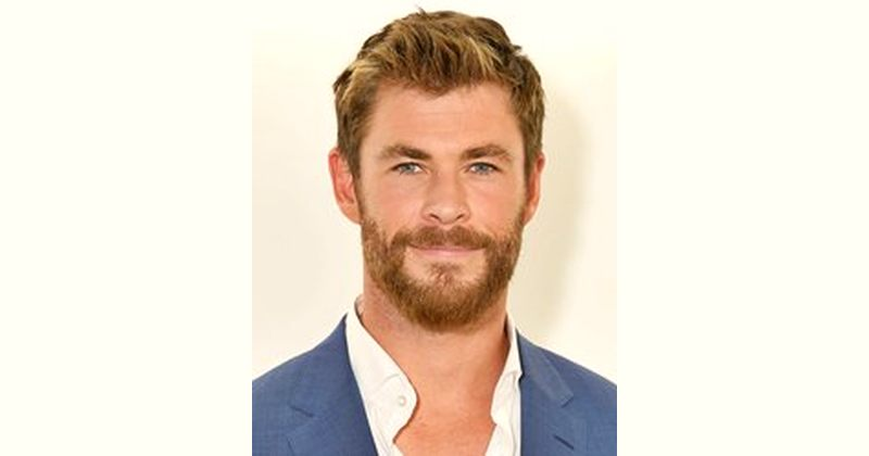 Chris Hemsworth Age and Birthday
