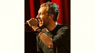 Chris Martin Age and Birthday