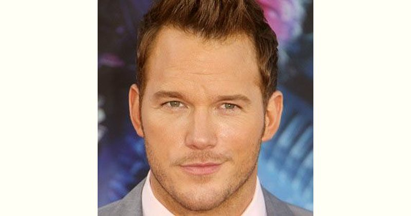 Chris Pratt Age and Birthday